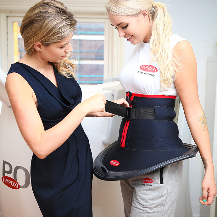 HYPOXI Scottsdale Studio - Corporate Office