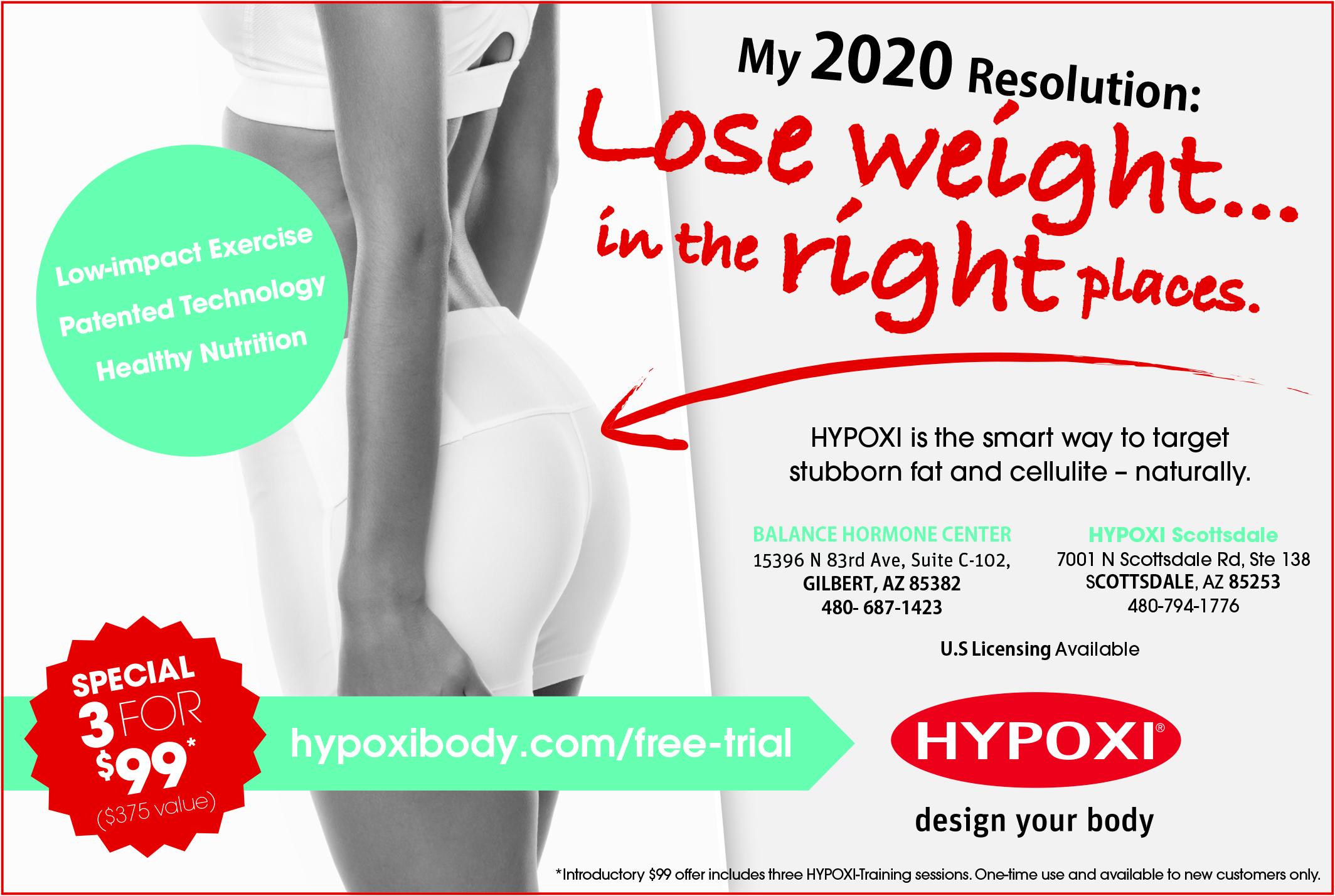 Hypoxi Us $ 99